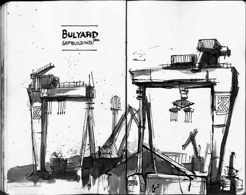 Varna, Bulyard Shipbuilding